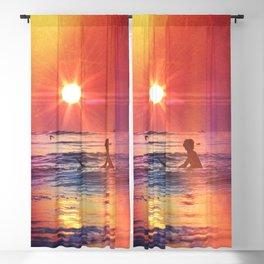 Vivid Summer Blackout Curtain