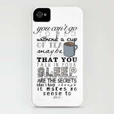 One Direction: Little Things Slim Case iPhone (4, 4s)