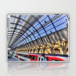 Kings Cross Station London Laptop & iPad Skin