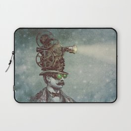 The Projectionist (colour option) Laptop Sleeve