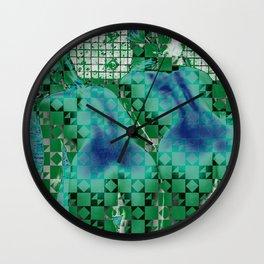 1.000017 (Love Machine 1 & 2) Wall Clock