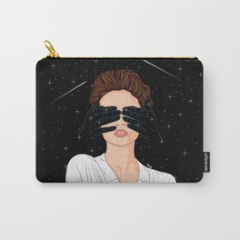 Dream Of Being Yourself Carry-All Pouch