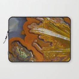 Condor Agate Sagenite Laptop Sleeve
