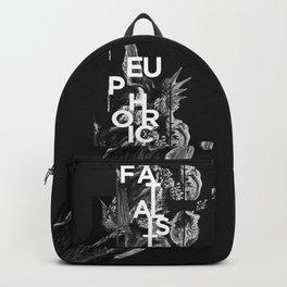 euphoric fatalist Backpack