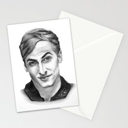 Kendall Schmidt from Big Time Rush Stationery Cards