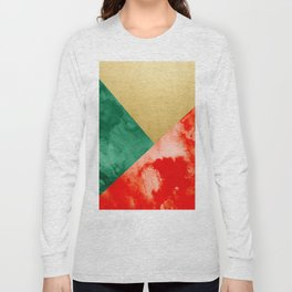 Holiday Spirit #society6 #buyart #decor Long Sleeve T-shirt