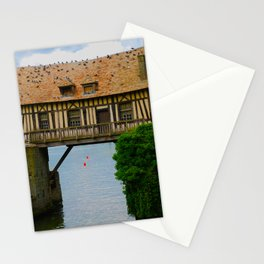 The Old Mill Vernon France Travel Stationery Cards
