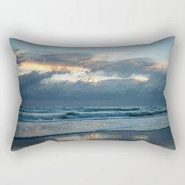 Stormy Seas Rectangular Pillow