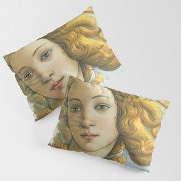 Botticelli Birth Of Venus Pillow Sham