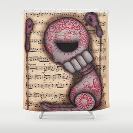 Deliverance Shower Curtain
