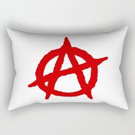 Anarchy Rectangular Pillow