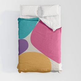 Abstract No.17 Comforters