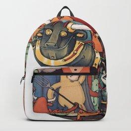 GAVIN DANCE IYENG 8 Backpack