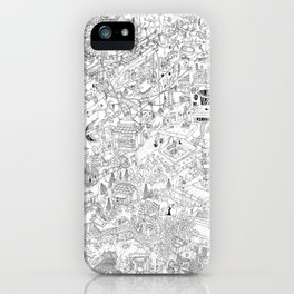 Endlessness iPhone Case