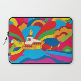 Yellow Submarine Laptop Sleeve