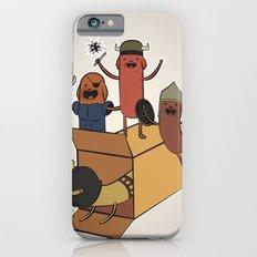 AT - Hog Dog Knights iPhone 6s Slim Case
