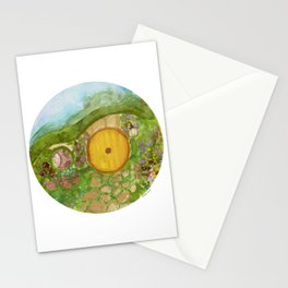 H o b b i t  H o l e Stationery Cards