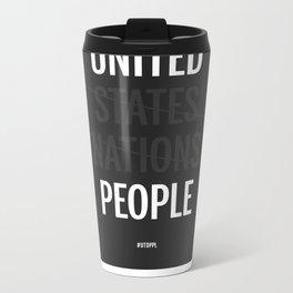 UP - United People Metal Travel Mug