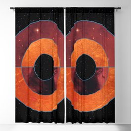 Black Hole Blackout Curtain