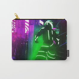 Robot Dude Carry-All Pouch