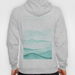 Mint Mountains Hoody