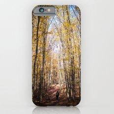 Autumn forest Slim Case iPhone 6s