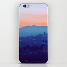 Complementary Twilight iPhone Skin