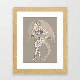 Fem!Corrin Framed Art Print