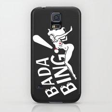 Neon Bada Bing! Galaxy S5 Slim Case