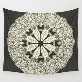 Mandala 3 Wall Tapestry