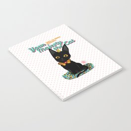 Your Majesty the Cat Notebook