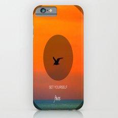 Set yourself Free Slim Case iPhone 6s