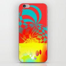 Twisted Invert iPhone & iPod Skin