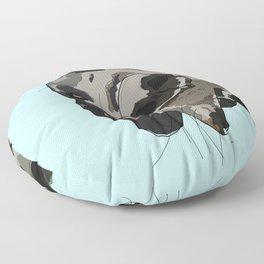 Great Dane In Your Face Floor Pillow