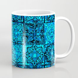 TALAVERA MEXICAN TILE PATTERN Coffee Mug
