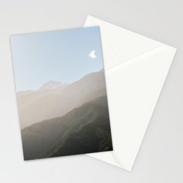 Merida's sierra nevada Stationery Cards