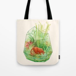 Tigerrarium Tote Bag