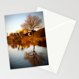 Viborg by the lake Stationery Cards