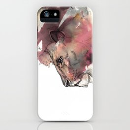 The Leo King iPhone Case