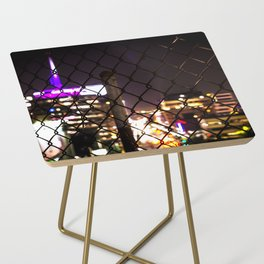 Hollywood Holidays Side Table