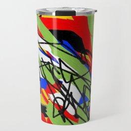 Color and color Travel Mug