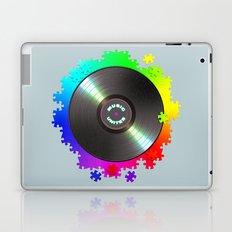 music_unites ! Laptop & iPad Skin