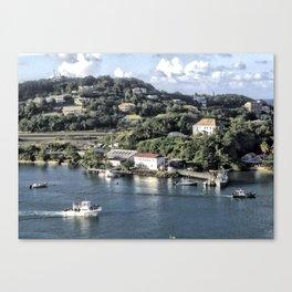 St. Lucia - 2012 Canvas Print