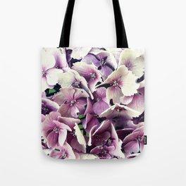 Fleur romantique Tote Bag