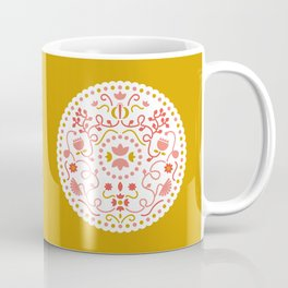 mustard illustration Coffee Mug