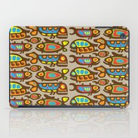 pisces iPad Cases featuring Pisces by Olya Yang