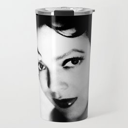 dorothy dandridge black & white photo Travel Mug