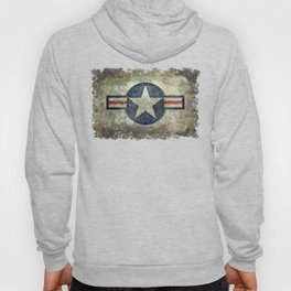 Air force Roundel v2 Hoody