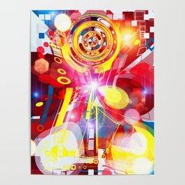 Christmas star Poster
