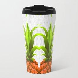 Tropical Pineapple Duo Travel Mug